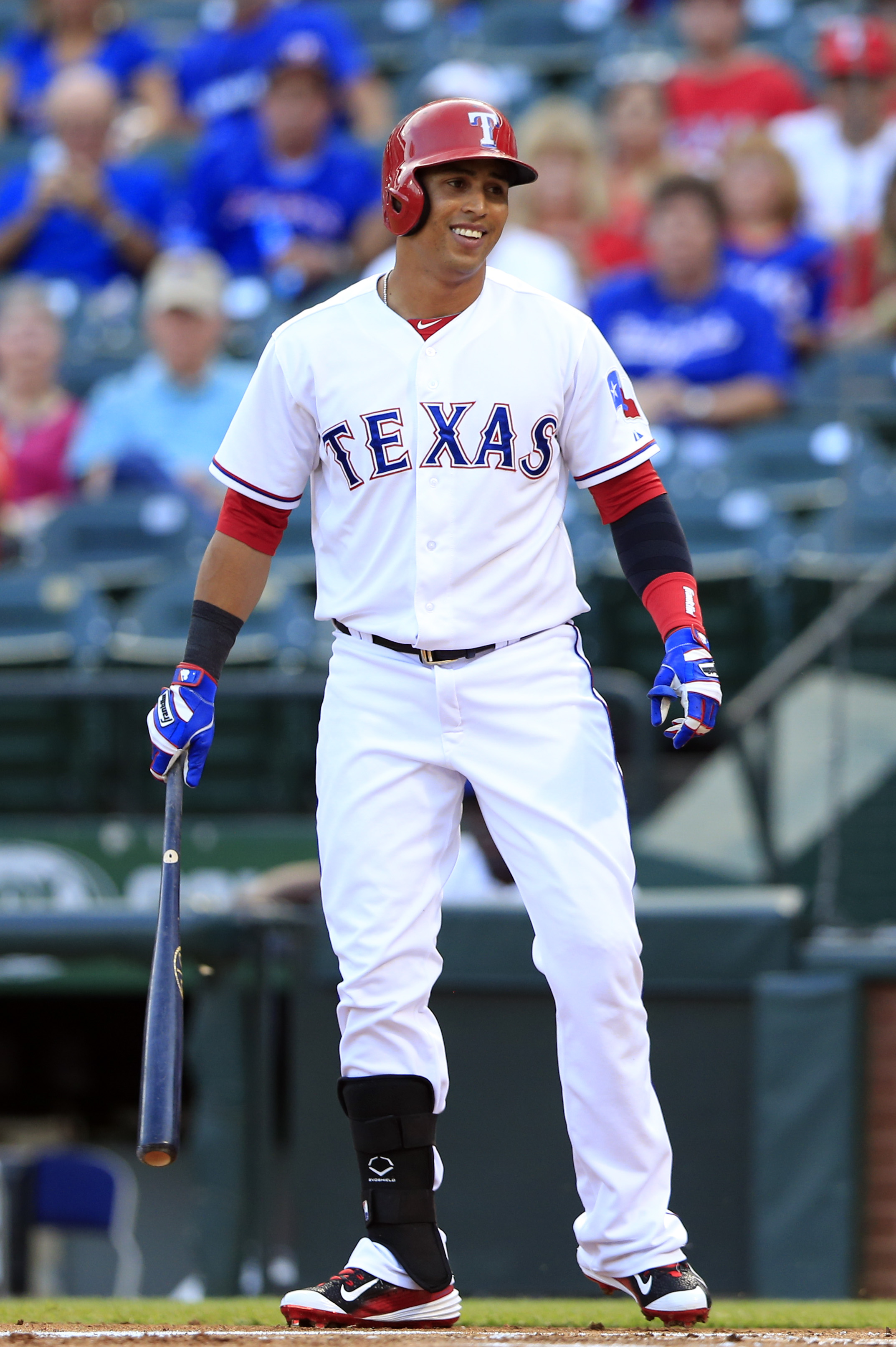 Mariners Acquire Leonys Martin From Rangers For Tom ...