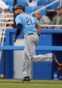 MLB: Spring Training-Tampa Bay Rays at Toronto Blue Jays