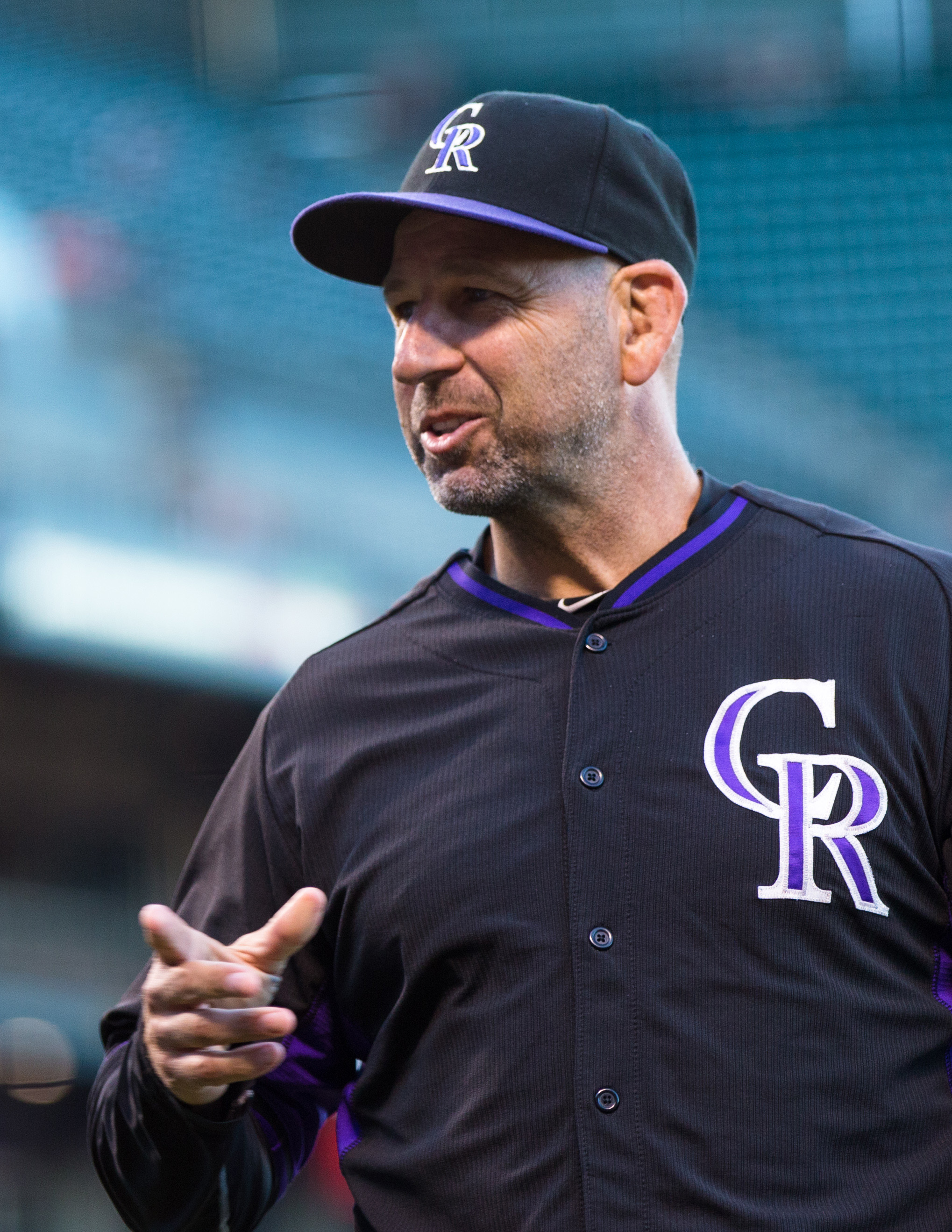 Rockies' Walt Weiss out after team's best season since 2010